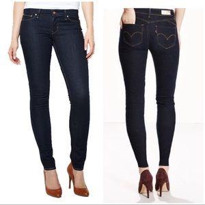 NWT Levi's Demi Curve Skinny Stretch Jeans 30x32